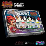 ARMY PAINTER WARPAINTS DUNGEON PAINTER SET
