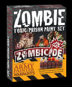 ARMY PAINTER ZOMBICIDE:TOXIC/PRISON PAINT SET