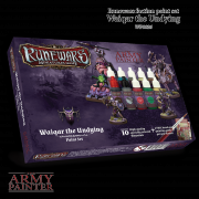 ARMY PAINTER WARPAINTS RUNEWARS - WAIQAR THE UNDYING PAINT SET