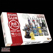 ARMY PAINTER WARPAINTS RISING SUN PAINT SET
