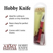 ARMY PAINTER HOBBY KNIFE 2019