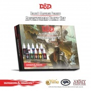 ARMY PAINTER WARPAINTS D&D ADVENTURERS PAINT SET