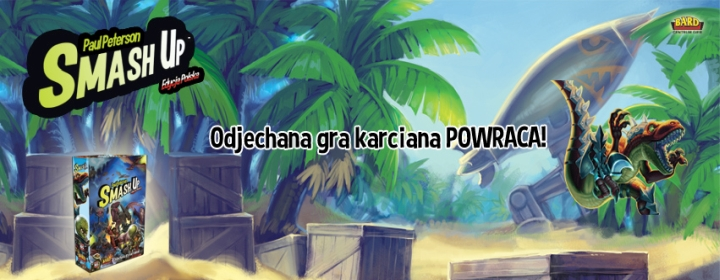 Smash Up POWRACA